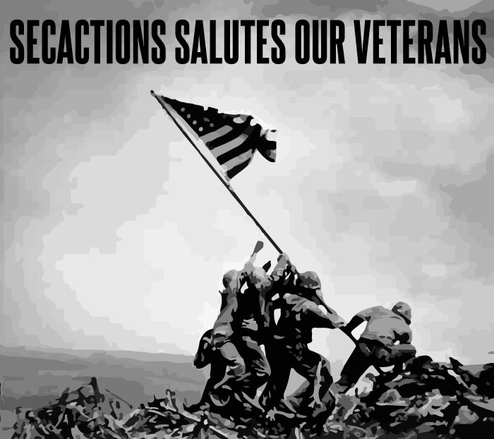 SECActions Salutes Our Veterans